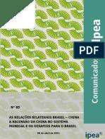Comunicado China IPEA  .pdf