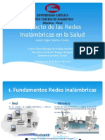 Impacto de las Redes Inalámbricas en la Salud- 2013