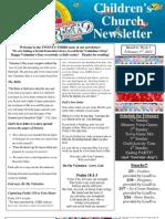 Newsletter 2-3-13