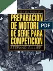 Preparación De Motores De Serie Para Competición-Ceac