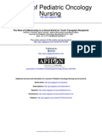 Jurnal Ongkology Nursing