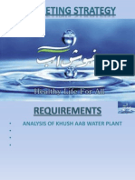 khushab water project