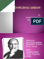 Dhirubhai ambani-HPL