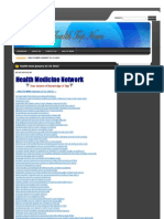 health news january 21-31
