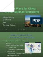 MASTERPLAN OF CITIES