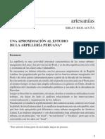 La Arpilleria Peruana