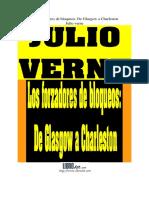 Julio Verne - Los Forzadores de Bloqueos, De Glasgow a Charleston