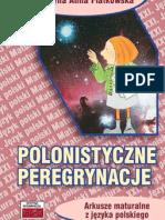 TUTOR Polonistyczne peregrynacje Katarzyna Fiałkowska s 16