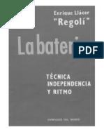 Enrique Llacer - La Bateria