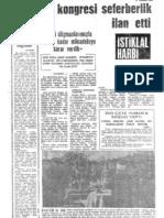 Unutulan Manşetler_1919-1937