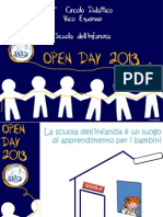 Open day 2013