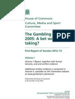 Gambling Act 2005