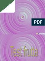 Test della frutta