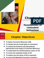 Dissertation proposal consumer behavior