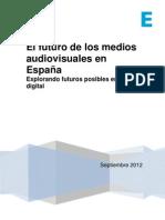 Informe Final Septiembre 2012 El Futuro de La TV