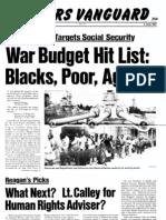 Workers Vanguard No 282 - 5 June 1981