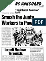 Workers Vanguard No 283 - 19 June 1981