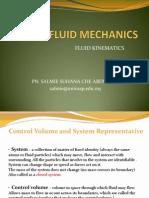 Fluid Mechanics 2010-2011 Fluid Kinematics Part 2