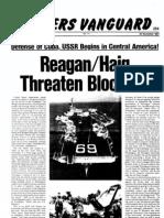 Workers Vanguard No 293 - 20 November 1981