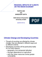 india and the climate change
