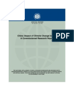 china and the climat change