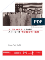 A Class Apart, A Night Together House Party Toolkit