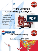 Cola Wars continue ppt