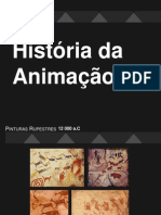 História da Animação - Maria Inês Casaca e Mafalda Rydin