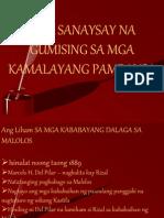 Mga Sanaysay na Gumising sa Kamalayang Pambansa