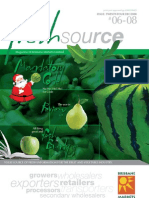 Fresh Source - December 2008