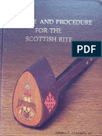 Clausen H C - Practice & Procedure for the Scotish Rite 1981 (1)