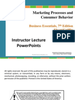 Chapter 11 Marketing Processes and Consumer Behavior