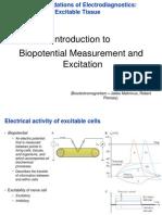 Biopotential Measurements