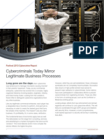 Cybercrime Report 2013