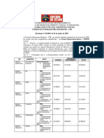 Resolução nº004-2005