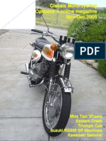 Ozebook Classic Motorcycling #1