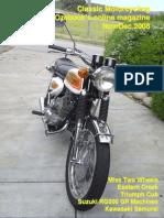 Ozebook Classic Motorcycling #1