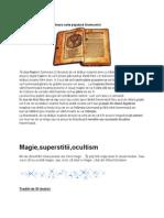Carte populară Gromovnic