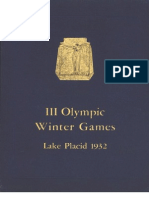 1932 - Lake Placid