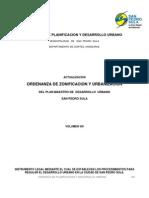 Actualizacion de La Ordenanza 2004
