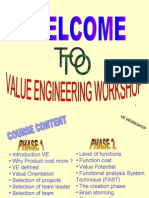 ValueEngineering Presentation