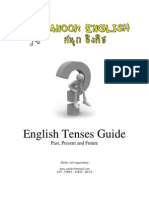 English Tenses Guide