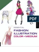 Essential fashion ilustration