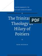 Theology of Hilary of Poitiers