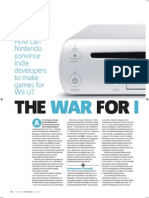 The War For Independents - Official Nintendo Magazine