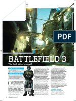 Battlefield 3 Preview - PC Format
