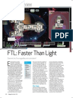 FTL review - PC Format