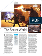 The Secret World review - PC Format