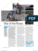 War of the Roses Review, PC Format