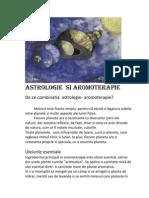 ASTROLOGIE SI AROMOTERAPIE